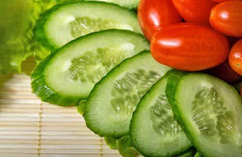 Les vertus du concombre pour notre santé