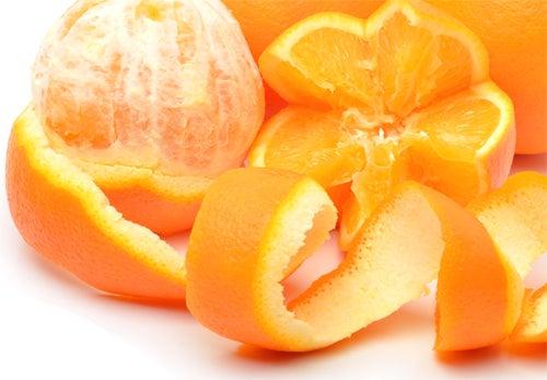 L'orange contre le cholestérol.