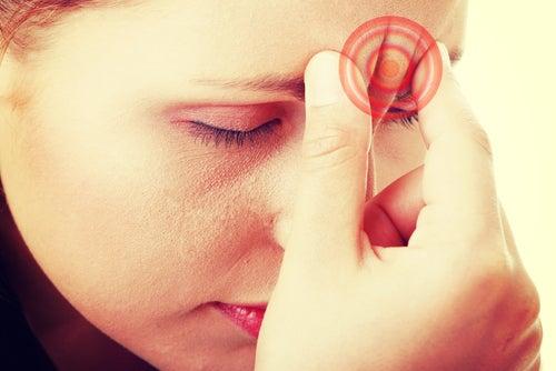 Les migraines peuvent être dues à un manque d'eau dans l'organisme.