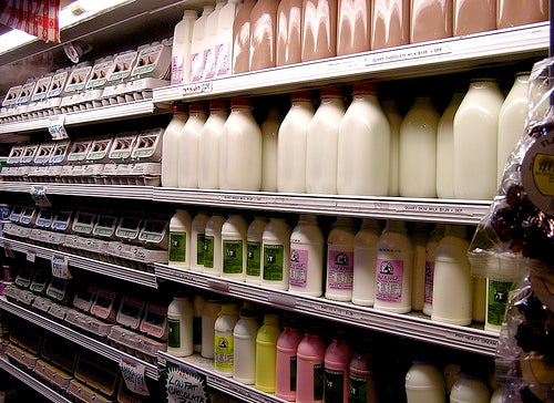 Produits laitiers pour la santé digestive.