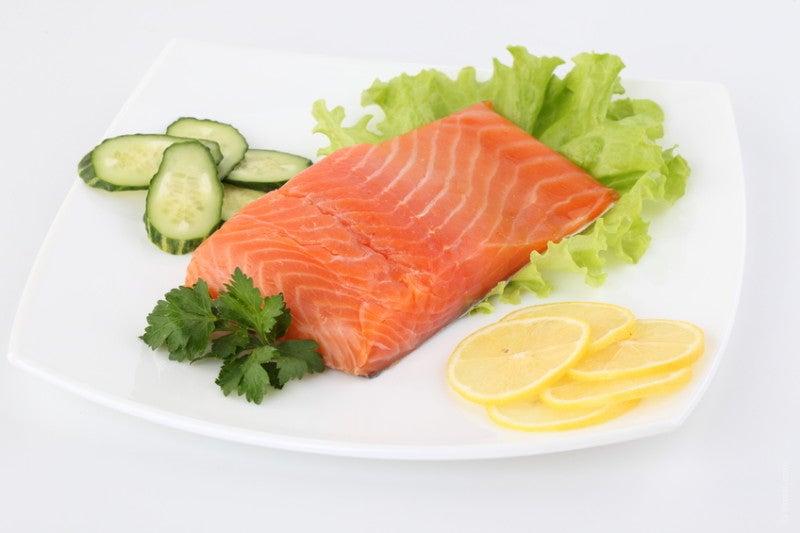 aliments qui accroissent la longévité : poisson