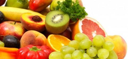 10 aliments qui accroissent la longévité