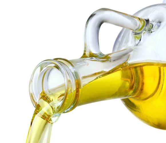 l'huile d'olive pour exfolier la peau