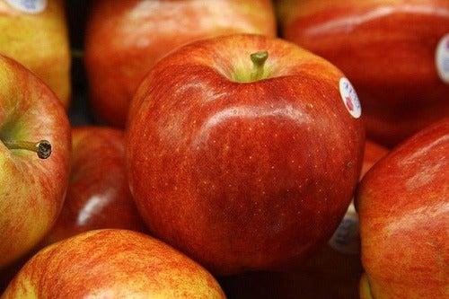 la pomme pour nettoyer les intestins