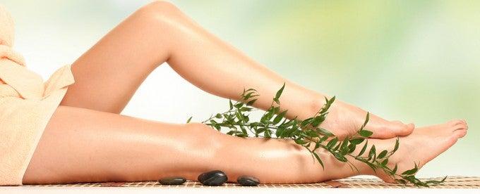 massages de jambes