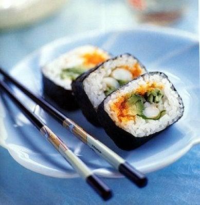 Cuisine japonais et sushis