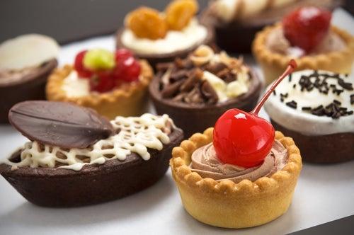 Les pâtisseries sont des aliments à l'origine de la cellulite
