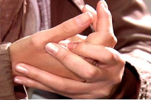 L'infllammation des doigts