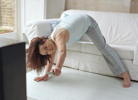 Exercices simples pour le matin : étirements
