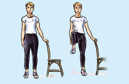 2 exercices simples à faire partout