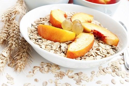 Mangez des céréales complètes pour avoir plus d'énergie.