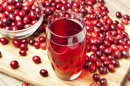 Les cranberry