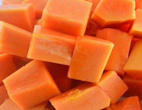 La papaye est un des meilleurs fruits.