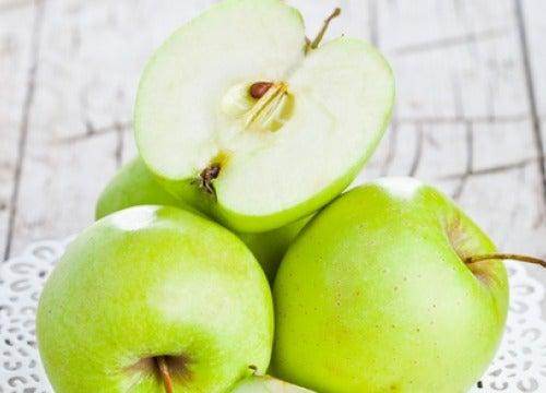 Pomme maigrir