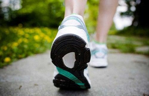 Les bénéfices de 30 minutes de marche tous les jours