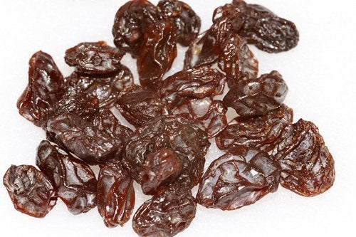 Propriétés des raisins secs