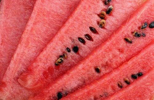 Régime à la pastèque pour perdre du poids