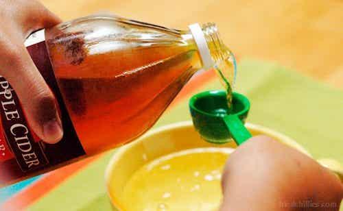 Utilisations du vinaigre de cidre pour la beauté
