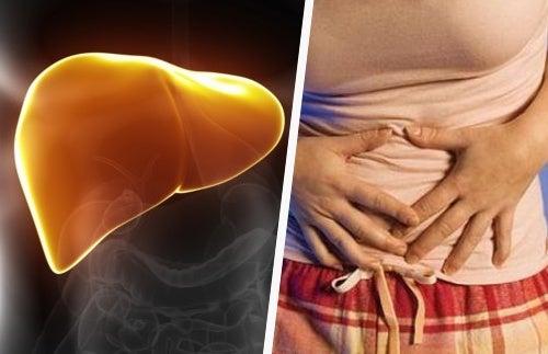 18 signaux qui peuvent indiquer un foie en mauvaise santé