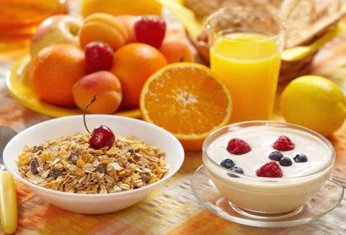 Un-petit-déjeuner-sain