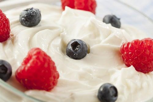 Le yaourt pour notre cerveau.