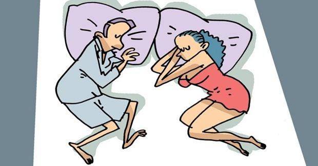 positions durant le sommeil 3