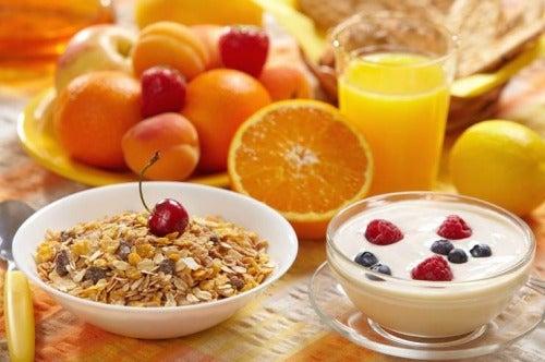 petit-déjeuner.sain