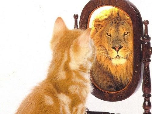 Les personnes négatives ont une faible estime de soi.