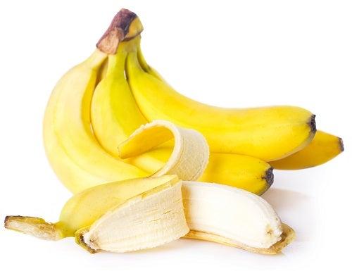 La banane pour votre visage.