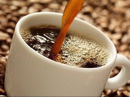 Café pour arrêter de ronfler.