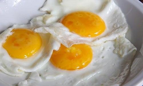 Combien d'œufs devons-nous manger par semaine ?