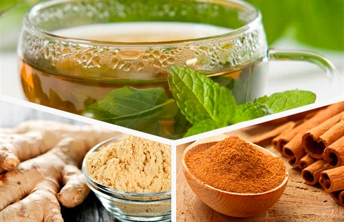 L'infusion au thé vert à la cannelle pour accélérer votre métabolisme.