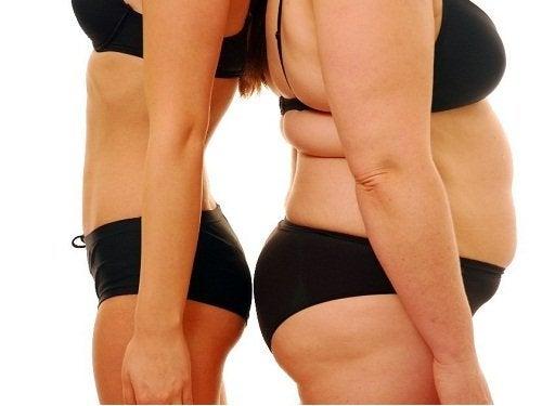 7 raisons qui rendent difficiles la perte de poids