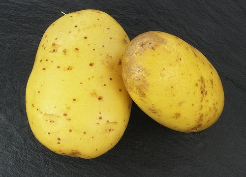 pommes de terres pou favoriser une pousse des cheveux plus rapide