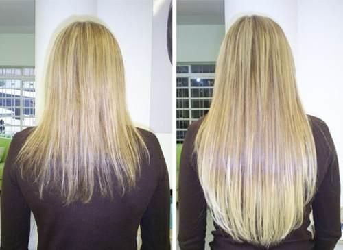 Masque de cheveux pour faire pousser