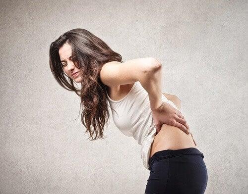 Remèdes contre la lombalgie.