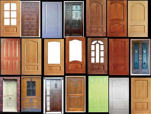 Choisir parmi les portes.