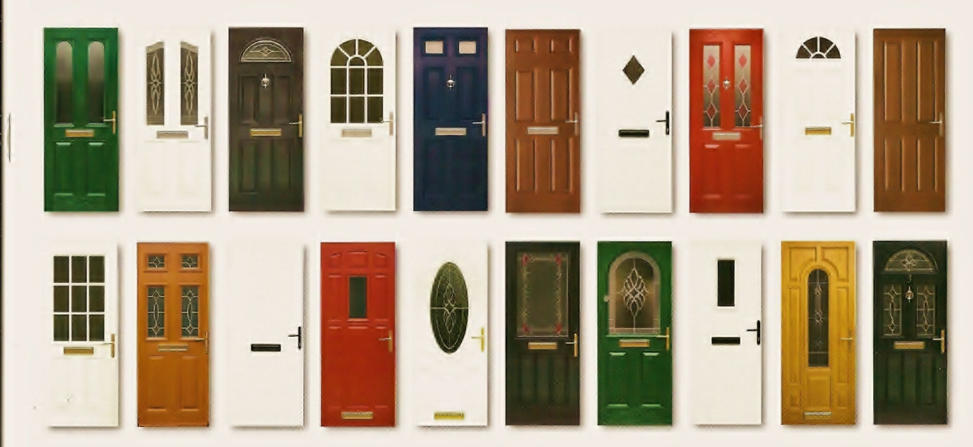 Les portes et la personnalité.