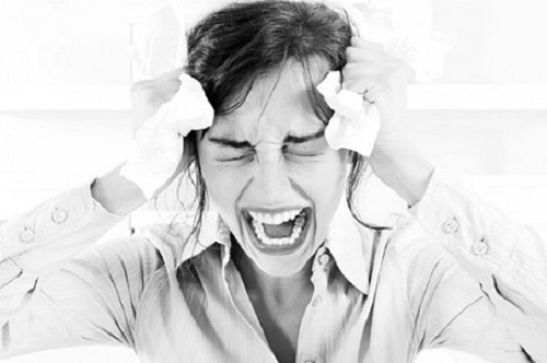 Le stress est l'une des causes du vieillissement prématuré
