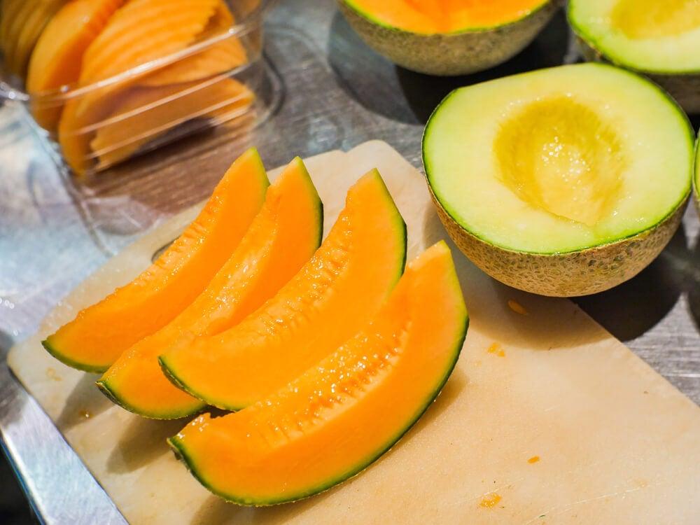 Le melon, idéal pour mincir et mieux dormir - Améliore ta Santé