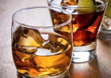 le foie et les reins et l'alcool