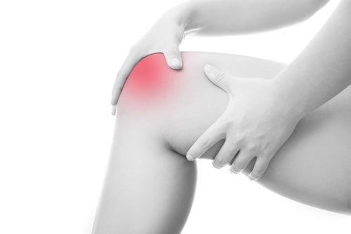 Herbes médicinales contre les douleurs articulaires.