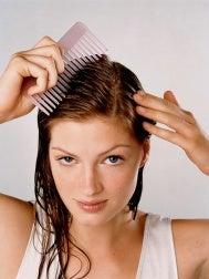 cheveux beaux et résistants
