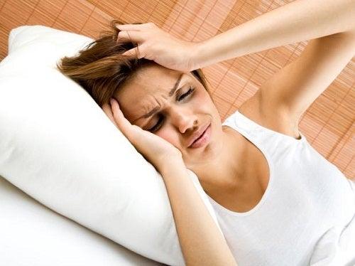 Les effets du foie sur les maux de tête.