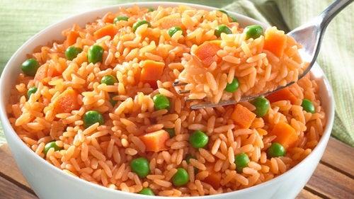 Le riz rouge : Un nouvel aliment dépuratif