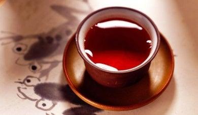 Thé-Piment de Cayenne