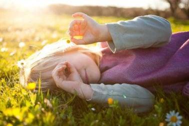 l'humilité chez les enfants