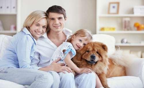 La famille pour la qualité de vie.