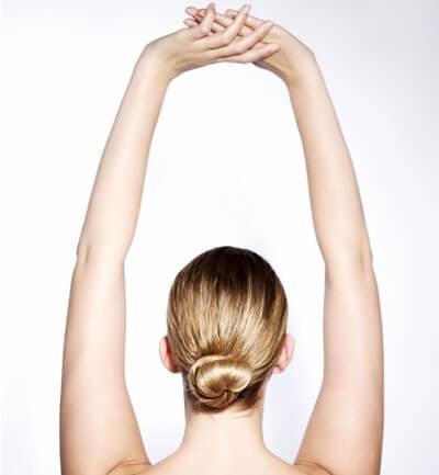 Exercices pour raffermir la poitrine