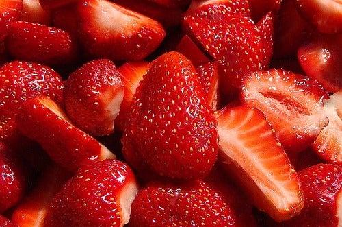 régime-de-fraise